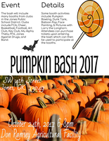 PUMPKIN BASH