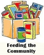 JHS FFA AND KEY CLUB FOOD DRIVE RESULTS