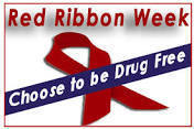 Jones High School Observes Red Ribbon Week