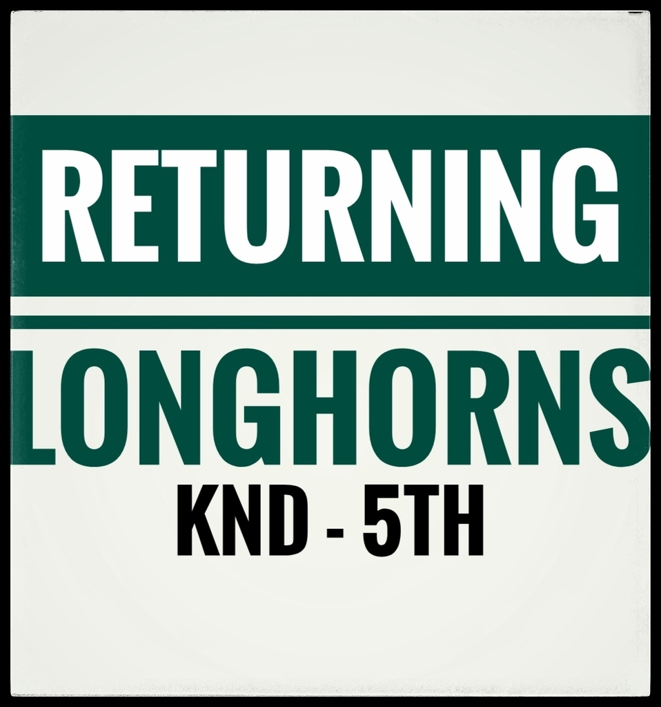 Return Longhorns