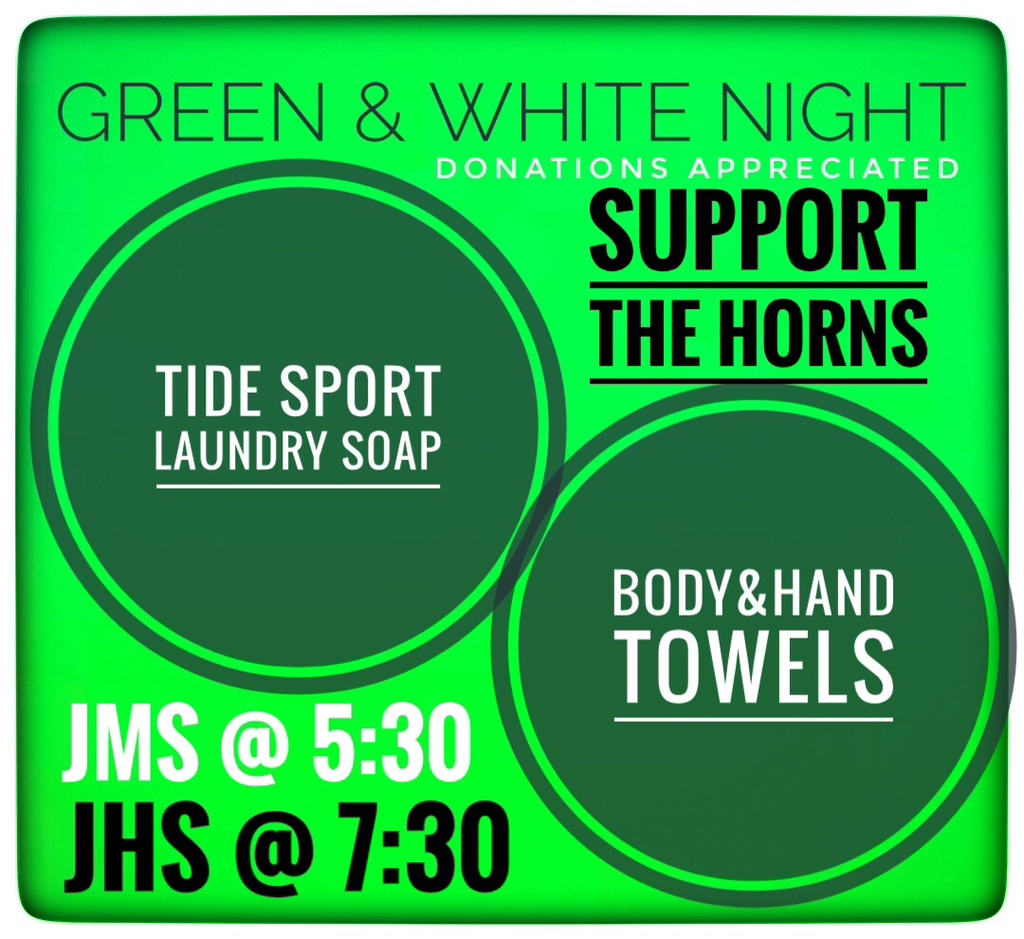 Green and White Scrimmage is tonight!