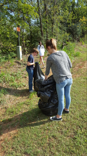 KEY CLUB has Adopted 2nd Street to help keep Jones streets clean.